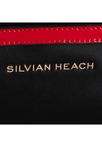 Czarna torebka Silvian Heach