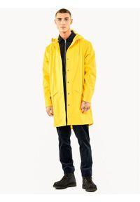 Żółta kurtka przeciwdeszczowa Rains
