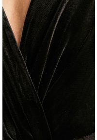 Czarna bluzka only długa, casualowa