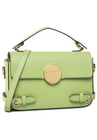 Zielona torebka klasyczna QUAZI klasyczna