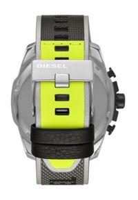 Srebrny zegarek Diesel