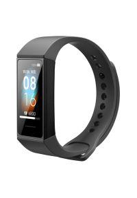 Czarny zegarek Xiaomi cyfrowy
