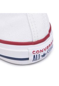 Białe buty sportowe Converse