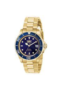 Invicta Watch Zegarek 8930OB Złoty. Kolor: złoty