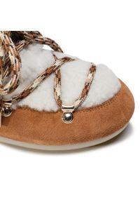 Śniegowce Moon Boot z cholewką, na zimę