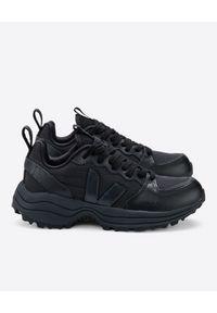 Veja - VEJA - Czarne sneakersy Venturi. Kolor: czarny. Materiał: materiał, guma. Technologia: Venturi (Schöffel). Wzór: aplikacja