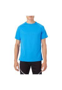 Koszulka męska do biegania Pro Touch Martin 285834. Materiał: poliester, tkanina, materiał. Długość rękawa: raglanowy rękaw. Długość: krótkie. Sport: fitness, bieganie