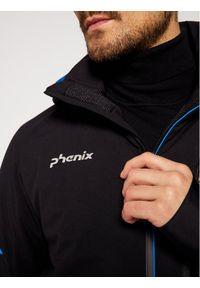 Phenix Kurtka narciarska Cutlass ESA72OT34 Czarny Regular Fit. Kolor: czarny. Sport: narciarstwo #5