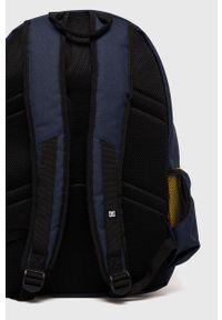 DC - Dc - Plecak. Kolor: niebieski