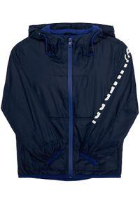 Niebieska kurtka przejściowa Primigi