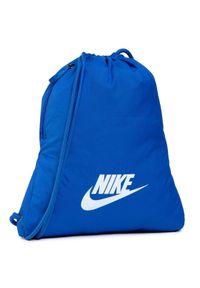 Niebieski plecak Nike