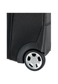 Czarna torba na laptopa Samsonite elegancka