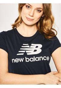 Niebieski t-shirt New Balance