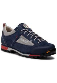 Niebieskie buty trekkingowe Dolomite Gore-Tex, trekkingowe