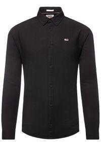 Czarna koszula casual Tommy Jeans