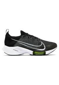 Buty męskie do biegania Nike Air Zoom Tempo Next CI9923. Okazja: na co dzień. Materiał: włókno, guma, materiał, syntetyk. Szerokość cholewki: normalna. Wzór: ze splotem. Model: Nike Zoom. Sport: fitness, bieganie, koszykówka