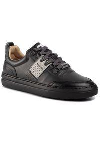 Czarne sneakersy Togoshi #7