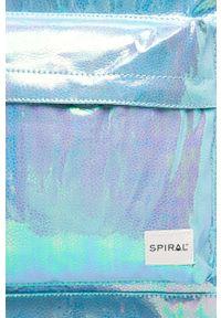 Niebieski plecak Spiral