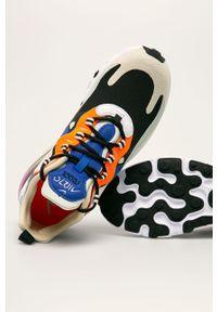 Wielokolorowe buty sportowe Nike Nike Air Max, na obcasie, na sznurówki #5