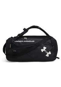 Under Armour UA Contain Duo MD Duffle-BLK, UA Contain Duo MD Duffle-BLK   1361226-001   OSFA