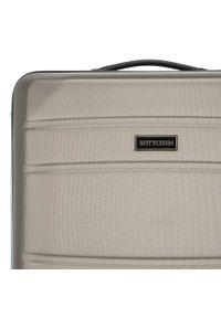 Różowa walizka Wittchen klasyczna