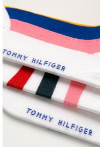 Wielokolorowe skarpetki TOMMY HILFIGER