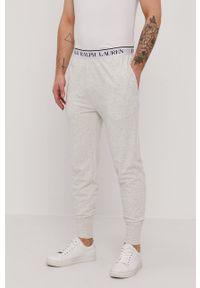 Polo Ralph Lauren - Spodnie. Kolor: szary. Materiał: dzianina
