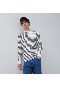 House - Koszulka z długim rękawem - Granatowy. Kolor: niebieski. Długość rękawa: długi rękaw. Długość: długie