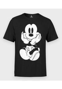 MegaKoszulki - Koszulka męska Myszka Mickey. Materiał: bawełna. Wzór: motyw z bajki