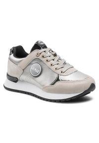Colmar Sneakersy Travis Punk 083 Złoty. Kolor: złoty