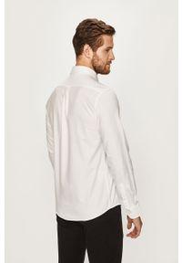 Biała koszula Izod na co dzień, button down, casualowa