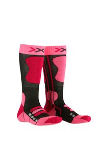Czerwone skarpetki X-Socks