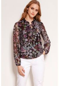 Bluzka Lanti w kwiaty