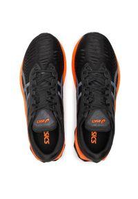 Czarne buty do biegania Asics