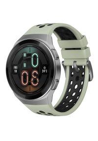Zielony zegarek HUAWEI smartwatch