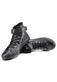 Big-Star - Sneakersy BIG STAR V274542 Czarny. Kolor: czarny