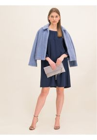 iBlues Sukienka koktajlowa 72262796 Regular Fit. Kolor: niebieski. Styl: wizytowy #3