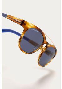 Brązowe okulary przeciwsłoneczne DSQUARED2 gładkie