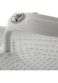Białe japonki Crocs
