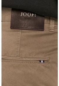 JOOP! - Joop! - Szorty. Okazja: na co dzień. Kolor: beżowy. Materiał: tkanina, elastan, bawełna. Wzór: gładki. Styl: casual #2