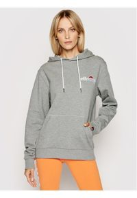 Ellesse Bluza Noreo Oh Hoody SGS08848 Szary Relaxed Fit. Kolor: szary