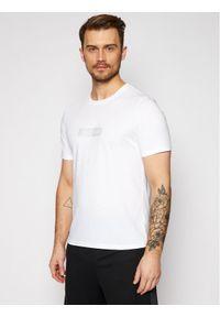 Biały t-shirt Calvin Klein Performance