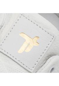 Białe buty sportowe Togoshi z cholewką #7