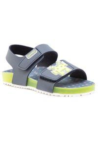 Niebieskie sandały Garvalin