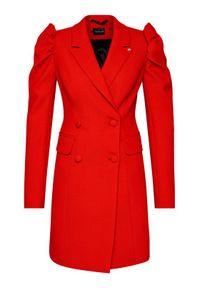 Rage Age Sukienka koktajlowa Zenobia 2 Czerwony Regular Fit. Kolor: czerwony. Styl: wizytowy