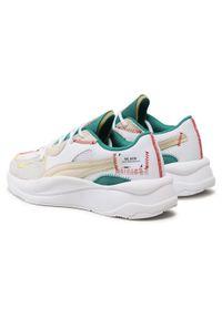 Sneakersy PUMA - Rs-Curve Re.Gen Wn's 375861 01 Puma White/Birch. Okazja: na co dzień. Kolor: biały, wielokolorowy, beżowy. Materiał: skóra, zamsz, materiał. Szerokość cholewki: normalna. Styl: casual