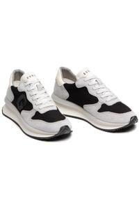 Guess Sneakersy Made FM5RUN FAB12 Czarny. Kolor: czarny. Sport: bieganie