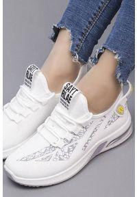 Białe buty sportowe IVET na co dzień