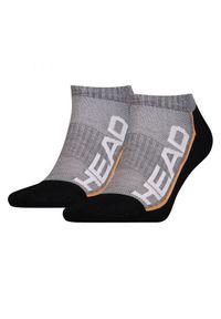 Skarpety sportowe Head Performance Sneaker 2P 791018001. Materiał: poliester. Wzór: ze splotem