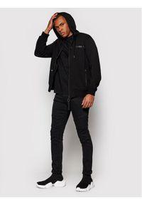 Armani Exchange Bluza 3KZMFD ZJ9FZ 1200 Czarny Regular Fit. Kolor: czarny